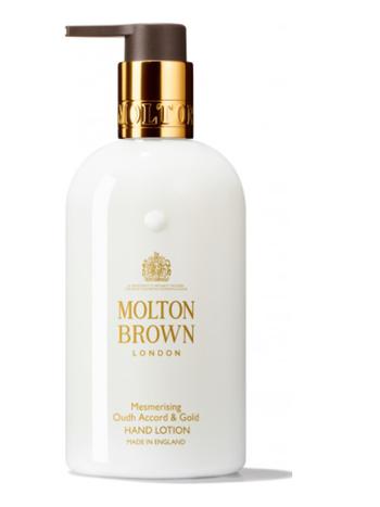 Molton Brown Mesmerising Oudh hand lotion
