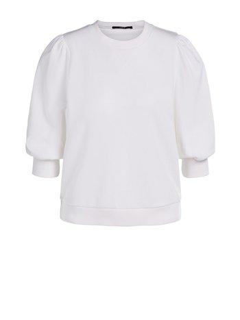 SET Sweatshirt 3/4 sleeve ivory