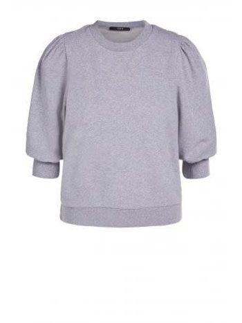 SET Sweatshirt 3/4 sleeve grey