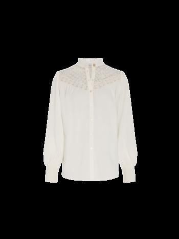 Fabienne Chapot Lara blouse cream white