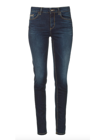 Liu Jo Jeans bottom up divine high waist dark blue