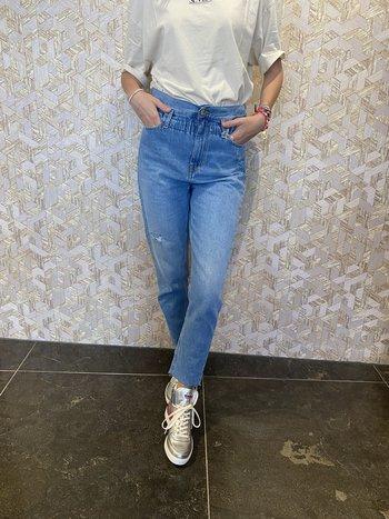 Liu Jo Jeans paperbag high waist