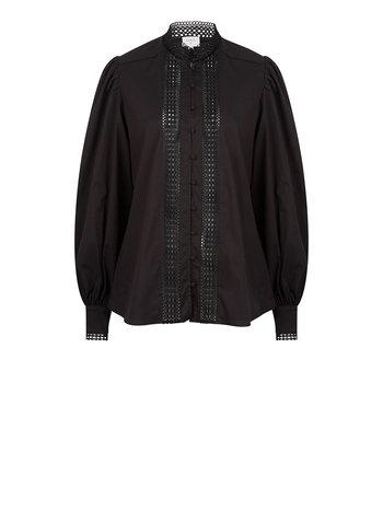 Dante 6 Bijou blouse raven