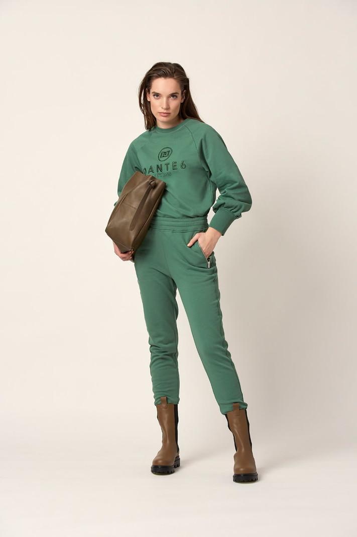 Dante 6 Bold sweater green