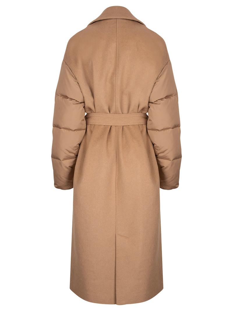 Dante 6 Goyela coat hazelnut