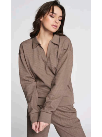 Lune Active Camilla sweater taupe
