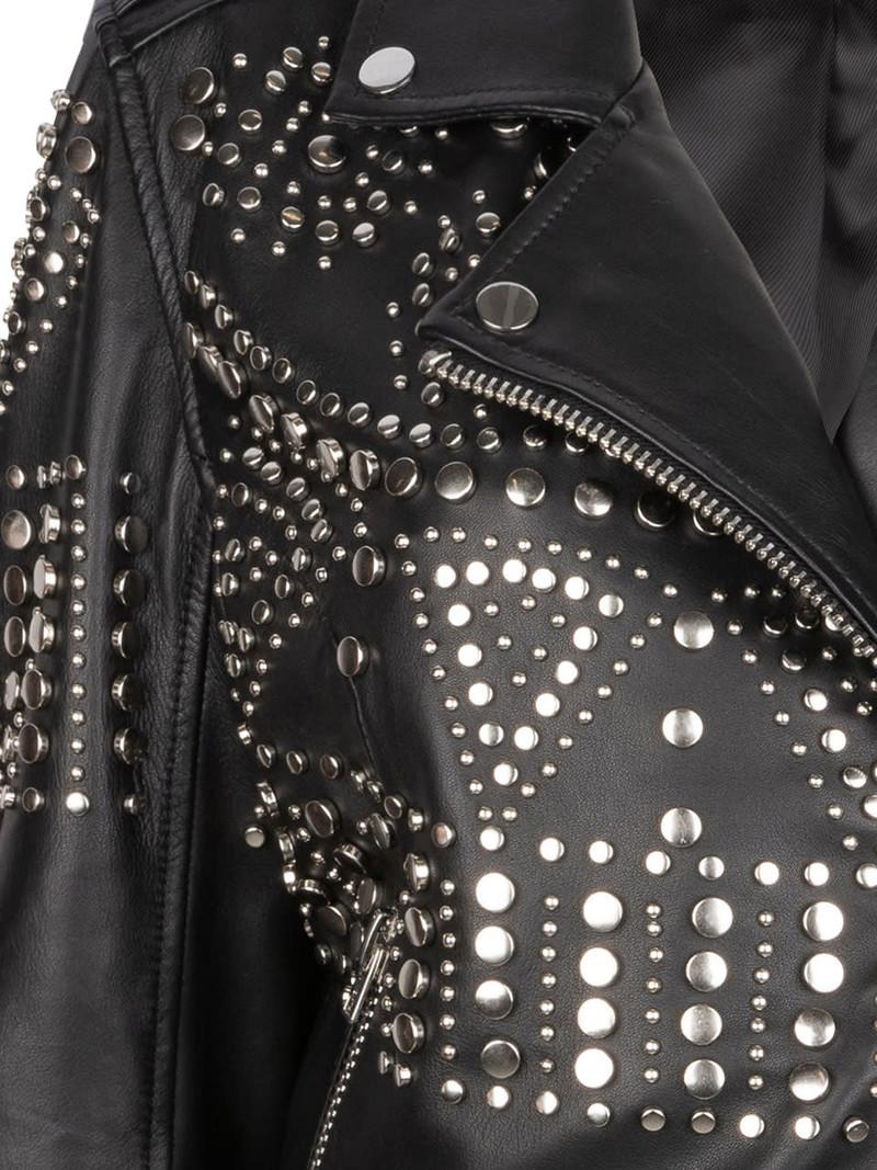 Dante 6 Leather jacket Melrose