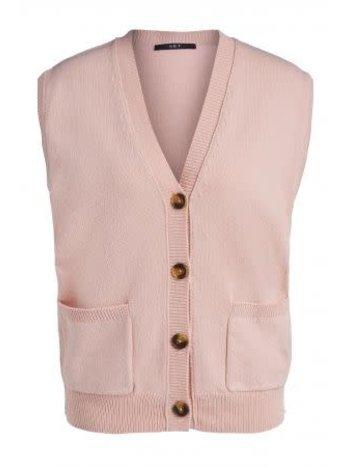 SET Spencer vest vintage rose