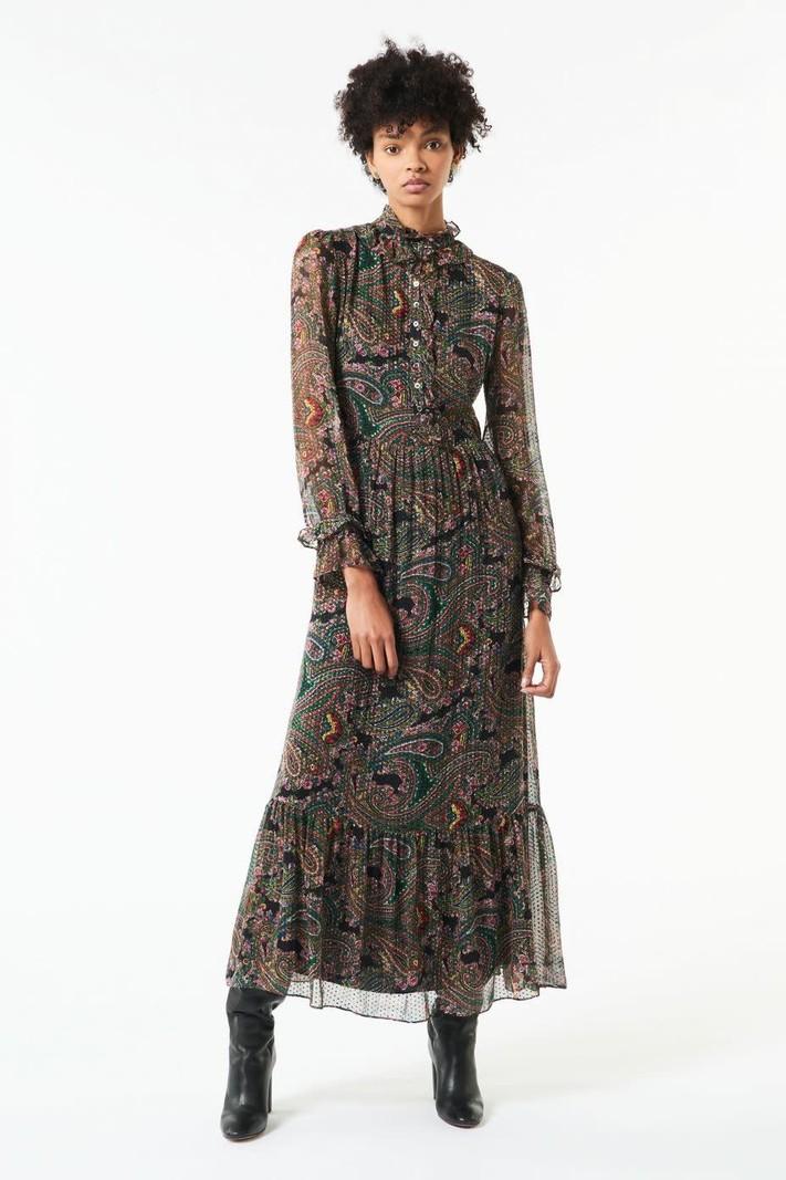 Antik Batik Long dress Odette
