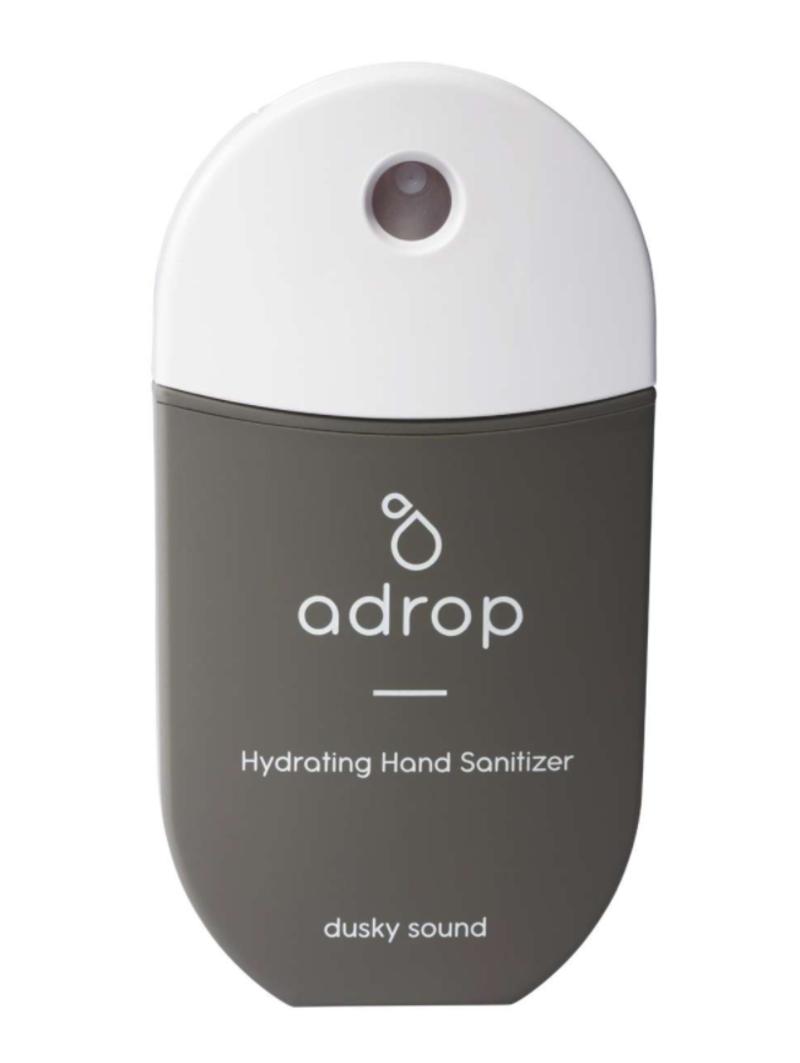 Adrop Hydrating hand sanitizer spray dusky  sound
