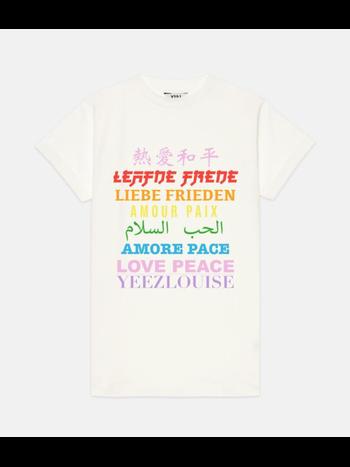 YZLS Tee Love peace