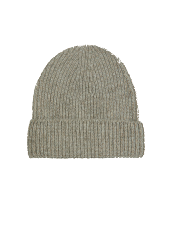Closed Hat knitted