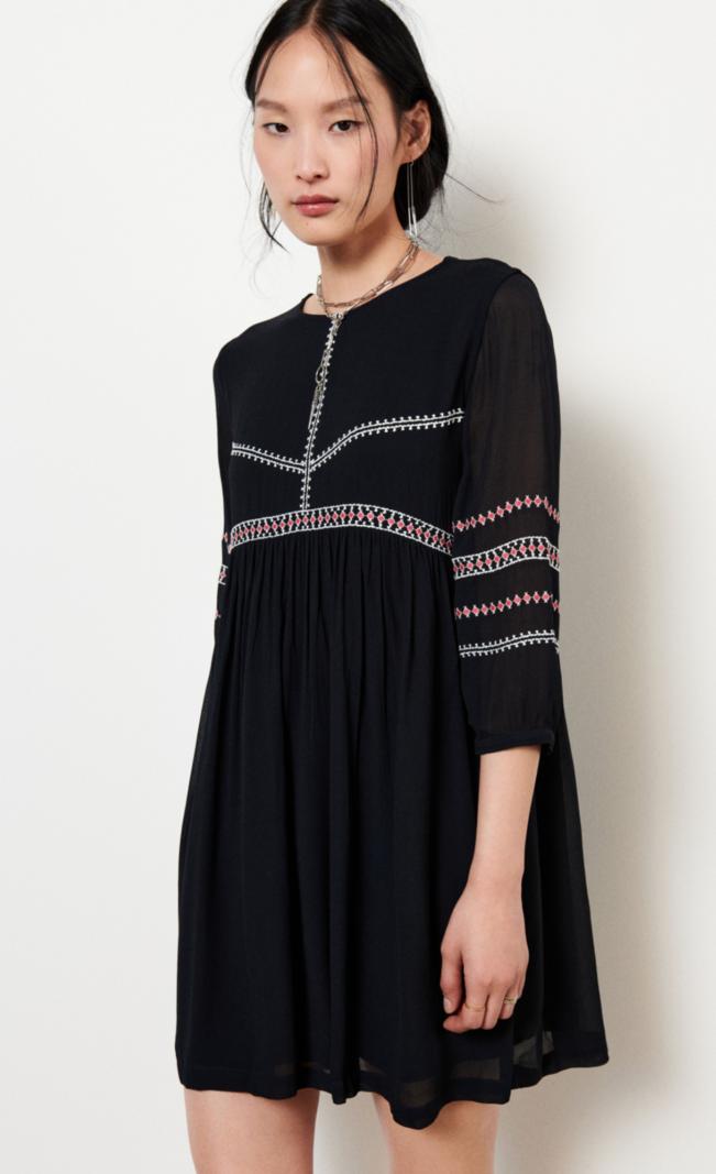 Bash Dress Colombe