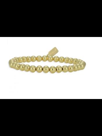 Ps Call Me Bracelet basic gold 5mm