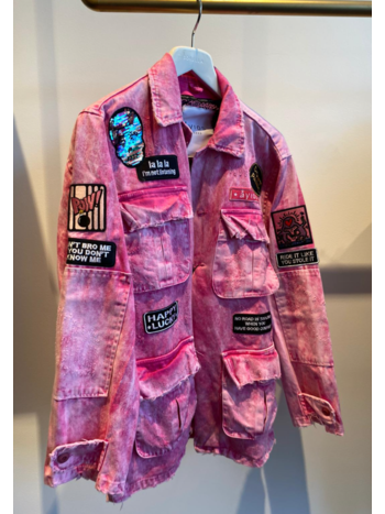AYIOS Jacket Roze