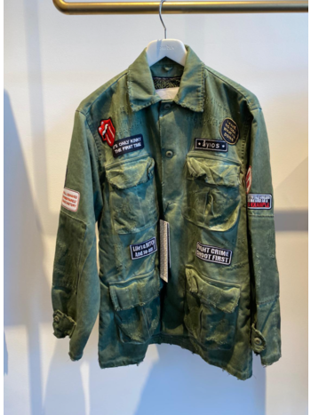 AYIOS Jacket Khaki