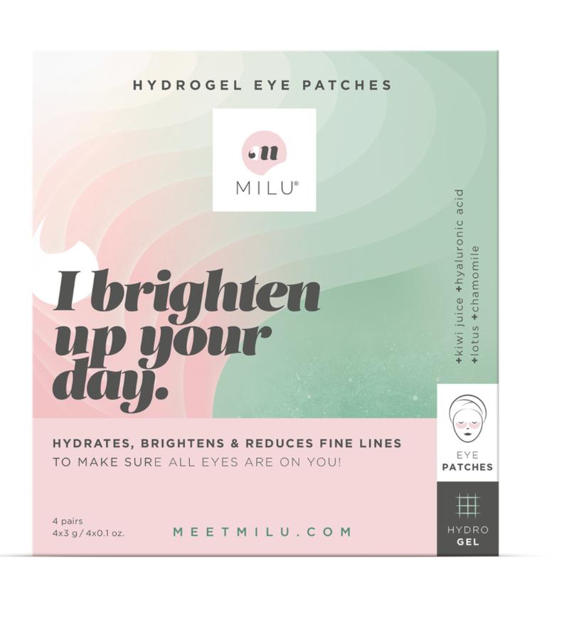 Milu Hydrogel eye patches 4 paar
