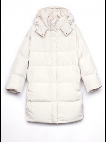 Stand Coat Lyla Off White