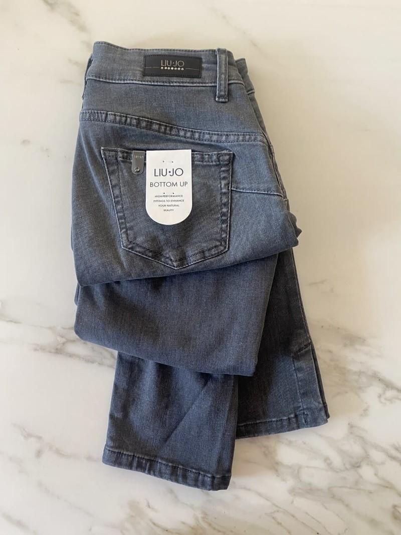 Liu Jo Jeans bottom up new classy high waist grey