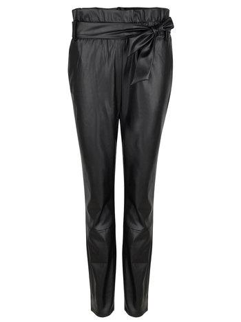 Dante 6 Pants Duncan faux leather  black