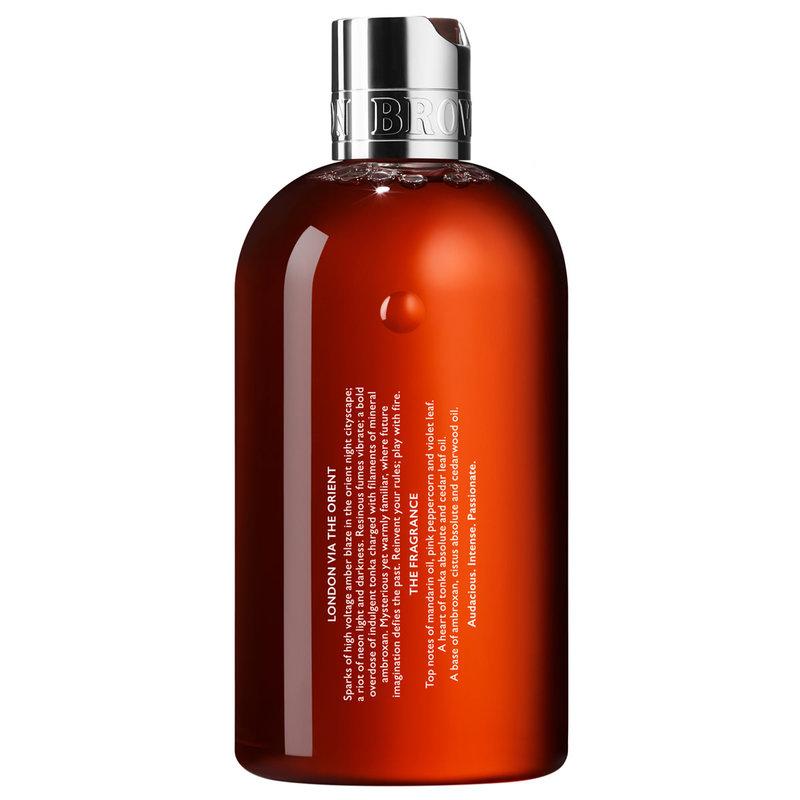 Molton Brown Neon amber body wash 300ml
