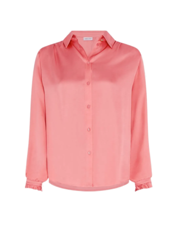 Fabienne Chapot Blouse Mira boho  lovely pink