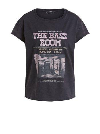 SET Tee the bass room black