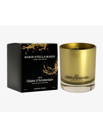 Marie Stella Maris Scented candle Objets d'Amsterdam 220gr