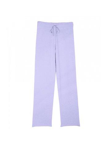 Les Tricots de Lea Pantalon Pollie cashmere lila