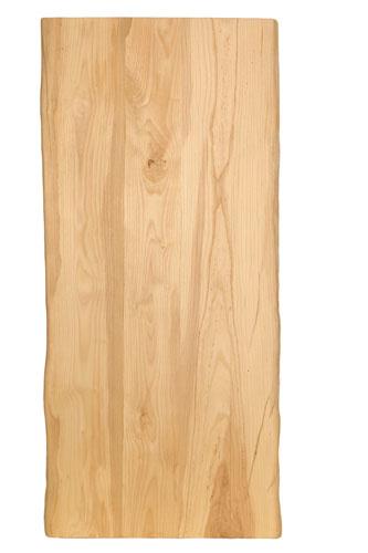 Boomstamblad van iepenhout