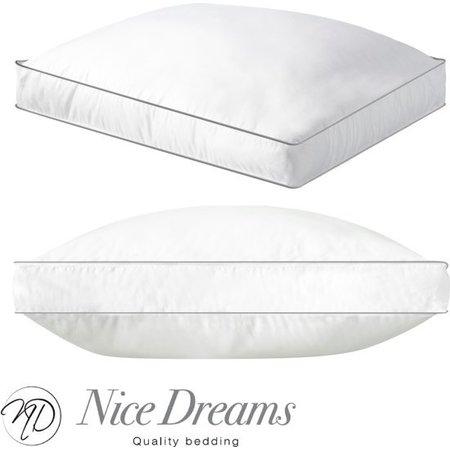 Nice Dreams® Nice Dreams - Hotel kwaliteit - Boxkussen