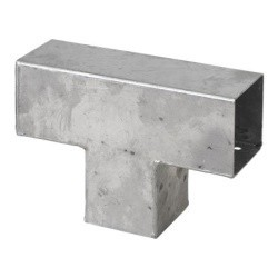 Pergola CUBIC T-bracket for 7x7 cm
