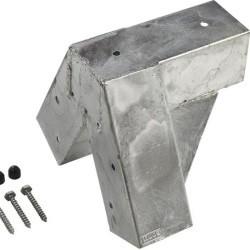 CUBIC connecteur portique balancoire 9x9 cm