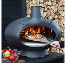 Morso Forno - Pizzaoven, houtoven en barbecue of smoker