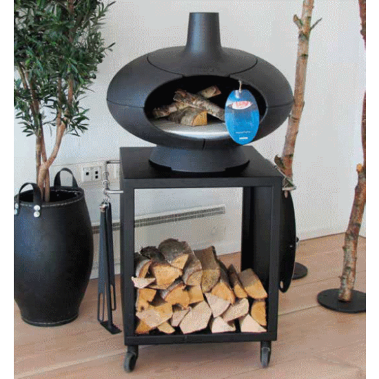 Outdoor Pizza Grill And Wood Oven