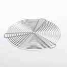 Stainless steel grill rack for Morso Ignis