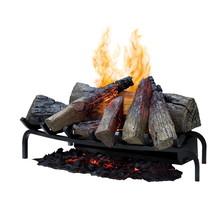 SILVERTON Opti-myst Freestanding Log Set Electric Fireplace Insert