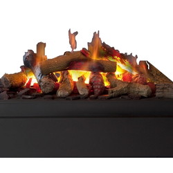 Juneau - Opti-myst® electric fireplace