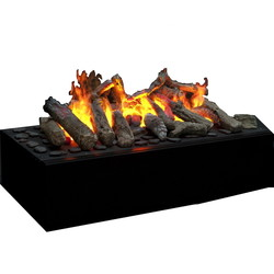 Juneau XL - Opti-myst® electric fireplace