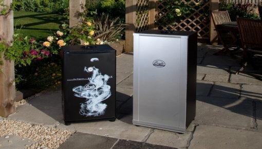 Bradley Smoker - digitale elektrische rookoven