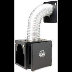 Bradley adapter voor koud roken