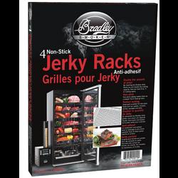 4x Bradley Jerky Racks