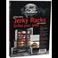 Bradley Smoker Grilles pour Jerky anti-adhérente pour fumoir Bradley (1 set de 4 pièces)