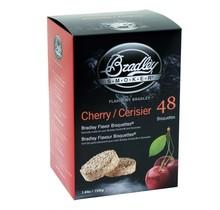Cerisier 48 bisquettes à fumer pour fumoir Bradley