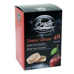 48 Cherry smoke bisquettes Bradley