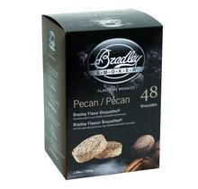 Pecan 48 smoke bisquettes for Bradley smoker