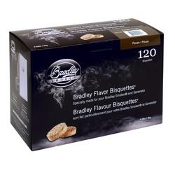 Pecan 120 smoke bisquettes for Bradley smoker