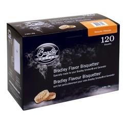 Mesquite 120 bisquettes à fumer pour fumoir Bradley