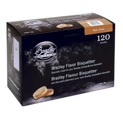 Erable 120 bisquettes à fumer pour fumoir Bradley