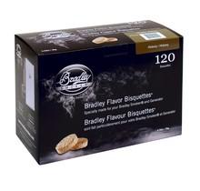 Noyer blanc - Hickory 120 bisquettes à fumer pour fumoir Bradley